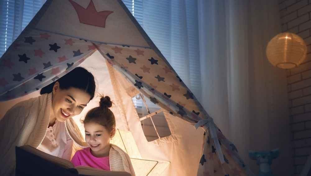 how to get kids to sleep in longer